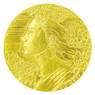平成24年桜の通り抜け記念メダル「小手毬」