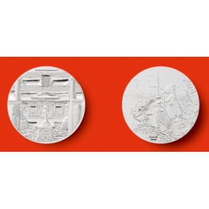 国宝章牌『厳島神社』
