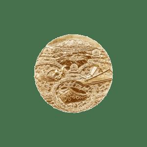 国宝章牌『沖ノ島祭祀の奉献品』