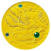 干支メダル(辰)