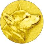 干支メダル(戌)