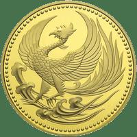記念金貨幣アイコン